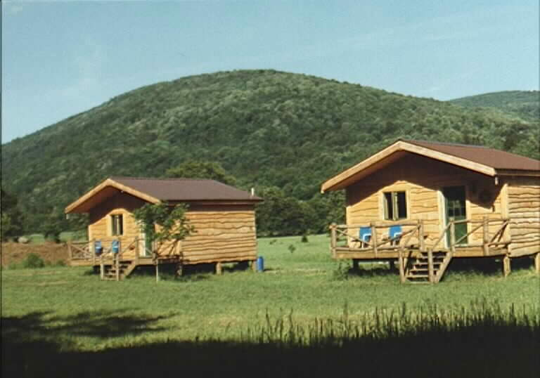 Pepacon Cabins Summer 1998 - RESERVATION FORM